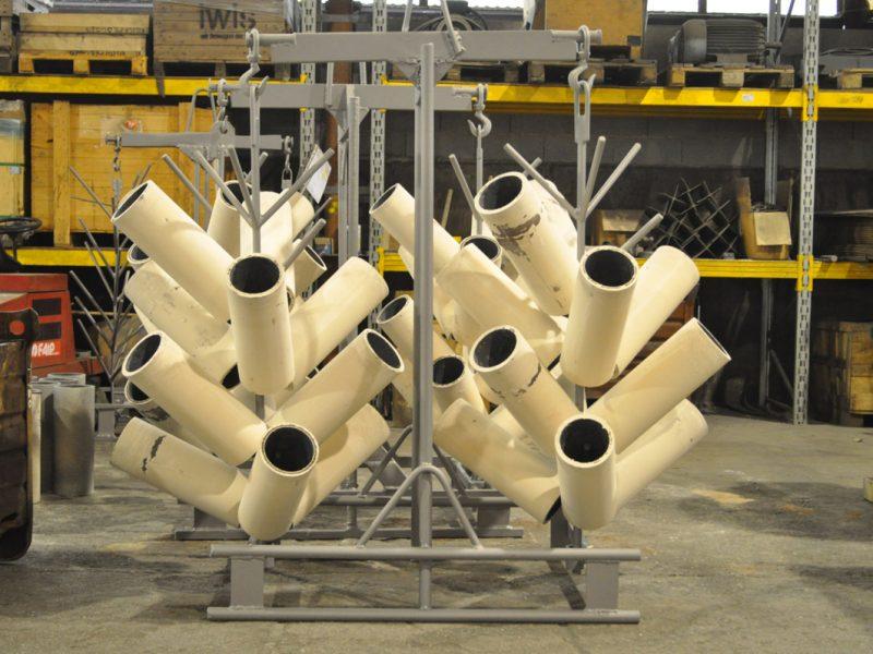 cilindri fusi in centrufuga