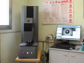 durometro laboratorio prove meccaniche di Fonderia di Lonato