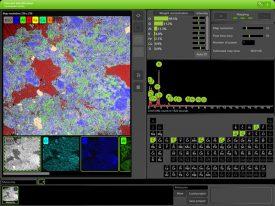 analisi al microscopio elettronico dei getti